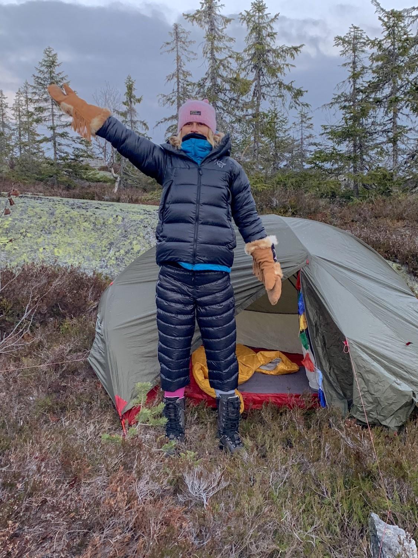 Gastronomisk natt i naturen – Elisa Røtterud